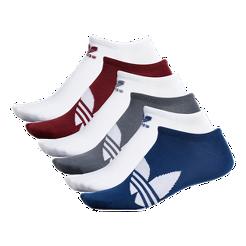 192e66a58 adidas Men s Originals Trefoil No Show Socks - 6-Pack