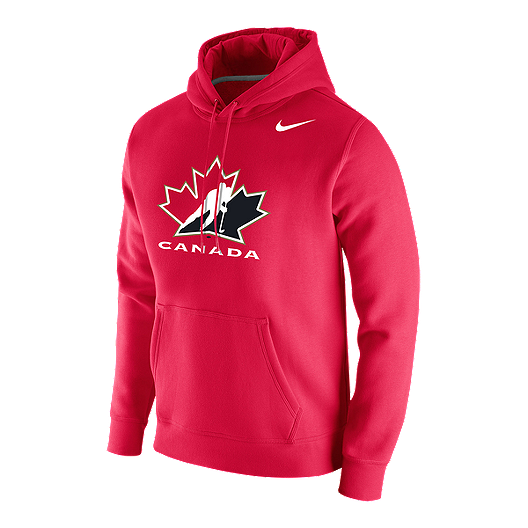 Team Canada Nike Men's Stadium Club Fleece Hoodie