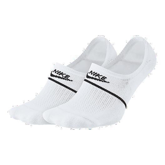 839007ed74 Nike Women's Sportswear Sneaker Sox Essential Footie - 2 Pack | Sport Chek