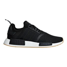 adidas Men's NMD_R1 Shoes - Core Black/Gum