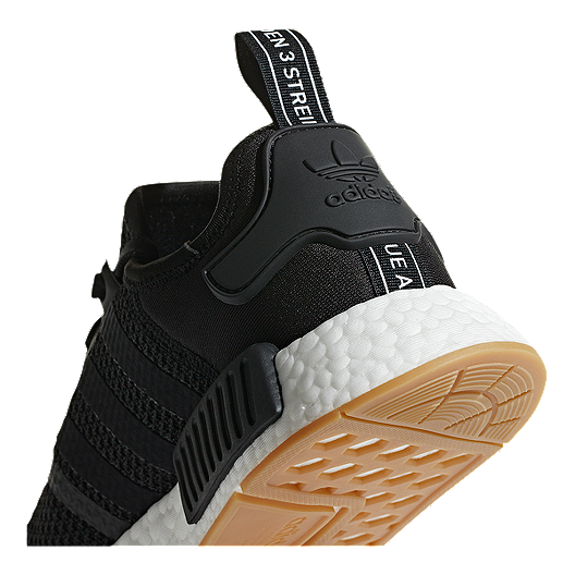 buy online 94c41 ac614 adidas Men's NMD_R1 Shoes - Core Black/Gum