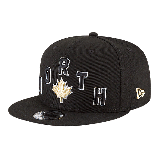 a55d8913aa0 Toronto Raptors New Era Men s City Edition 950 Hat