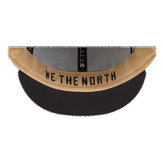 0f6a94bccb9 Toronto Raptors New Era Men s City Edition 950 Hat