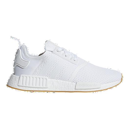 e456d5fe1c19c adidas NMD R1 Shoes - White Gum