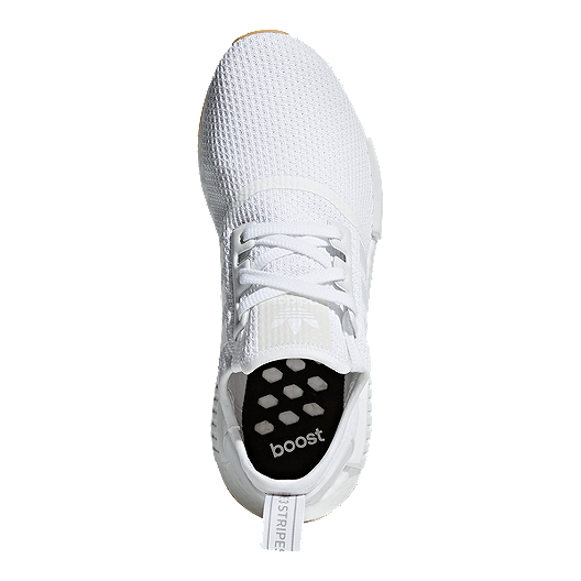 adidas NMD_R1 Shoes WhiteGum