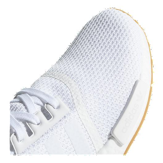 Adidas Unisex Nmd R1 Shoes White Gum Sport Chek