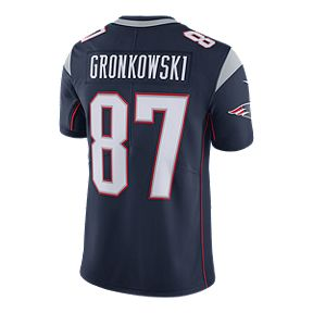 5d0f69b0 New England Patriots Nike Men's Rob Gronkowski Limited Jersey