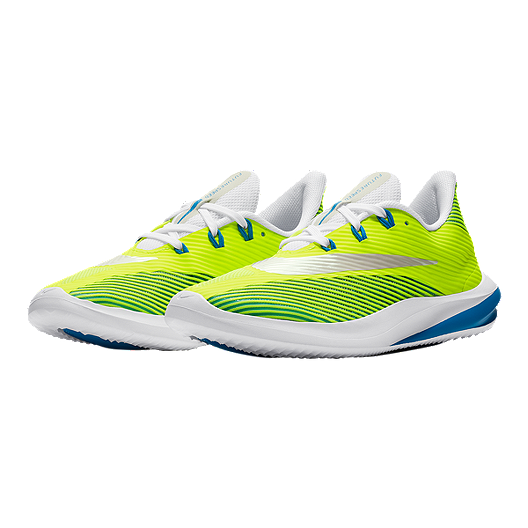 faf915c19132 Nike Kids  Future Speed Grade School Shoes - Volt White Blue. (0). View  Description