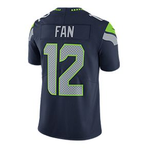 0be7e2e56 Seattle Seahawks Nike Men s Fan 12 Limited Jersey