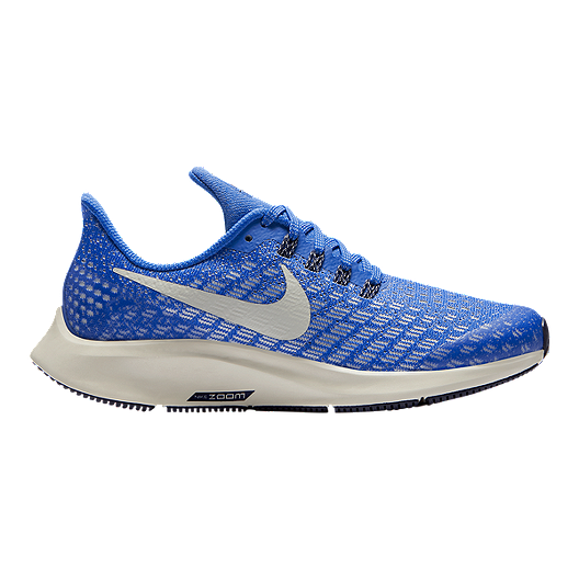 0c3bcb42e Nike Kids  Air Zoom Pegasus 35 Grade School Running Shoes - Blaze Bone