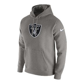 Oakland Raiders Nike Men s Club Fleece Pull Over Hoodie bb13ade45