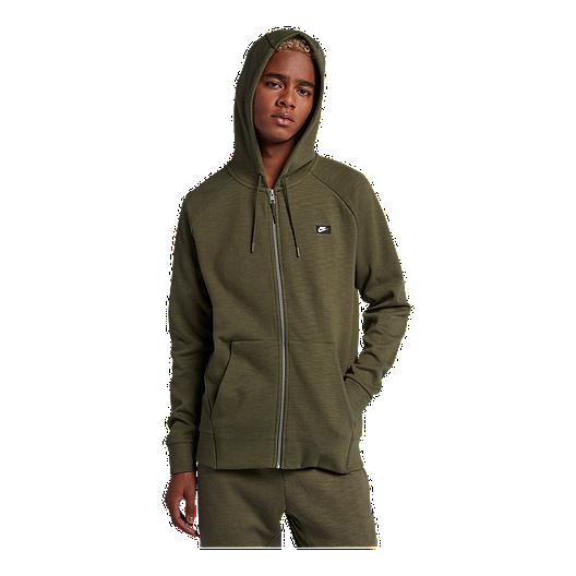 1f7d7cb4d9e1 Nike Sportswear Men s Optic Full Zip Hoodie