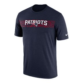 New England Patriots Nike Men s Seismic Sideline T-Shirt c865c1023