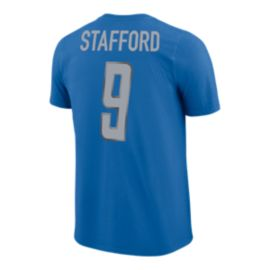 Detroit Lions Nike Men's Drew Stafford Player Pride T-Shirt