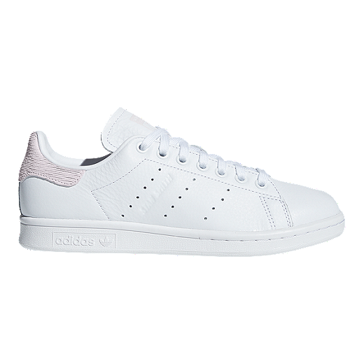 692ce25aa9578 Shoptagr | Adidas Women's Stan Smith Shoes White/Orchid Tint by ...