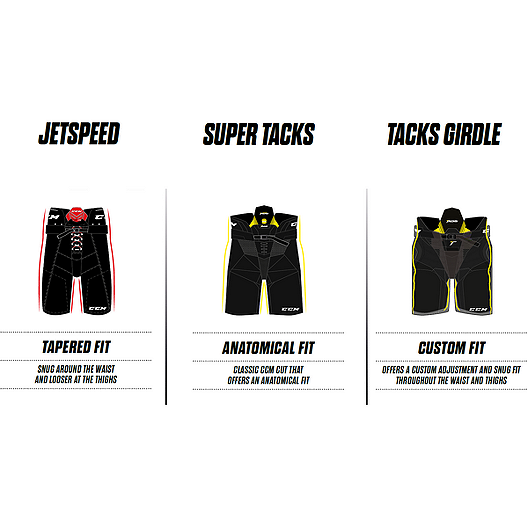 CCM Jetspeed FT1 Junior Hockey Pants