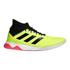 20f6c260a adidas Men s Predator Tango 18.1 TR Soccer Shoes - Yellow Black