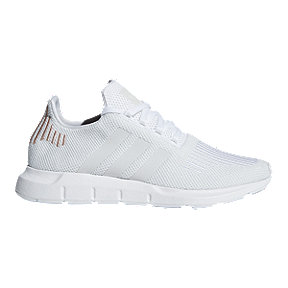 adidas Women's Swift Run Shoes - White/Crystal