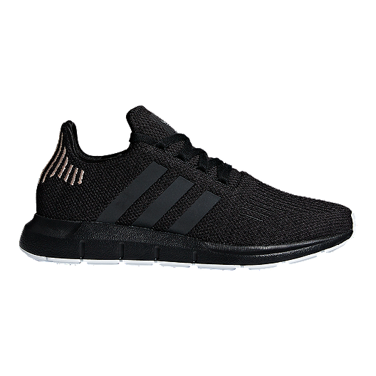 a259c90bfe2f5 adidas Women s Swift Run Shoes - Core Black Carbon White
