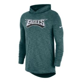 Philadelphia Eagles Nike Men's Lightweight Sideline Hoodie