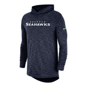c073521d04bcb Seattle Seahawks Nike Men's Lightweight Sideline Hoodie