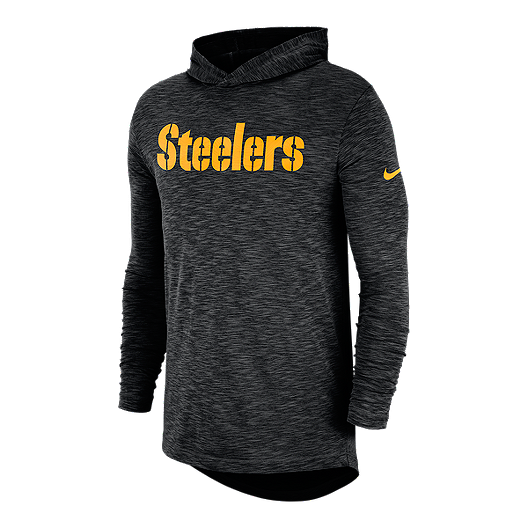 huge selection of 15d39 90e7d Pittsburgh Steelers Nike Men's Lightweight Sideline Hoodie