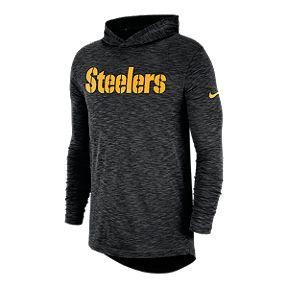 7cf131d11ee Pittsburgh Steelers Nike Men's Lightweight Sideline Hoodie