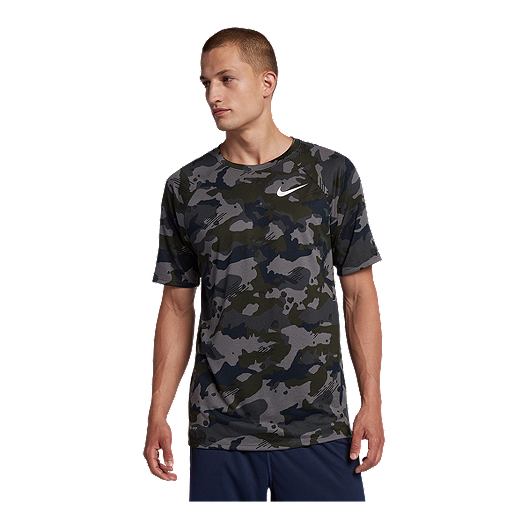 585d6c4f81377d Nike Men's Legend Camo Printed T Shirt   Sport Chek