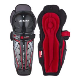 CCM Jetspeed FT370 Junior Shin Guards