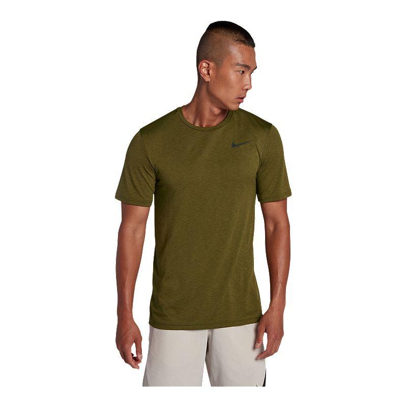 f892e267 Nike Men's Breathe Hyperdry T Shirt (886061484078) photo