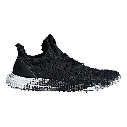 new style 7f707 4903f adidas Men s Athletics 24 7 Training Shoes - Black Grey   Sport Chek