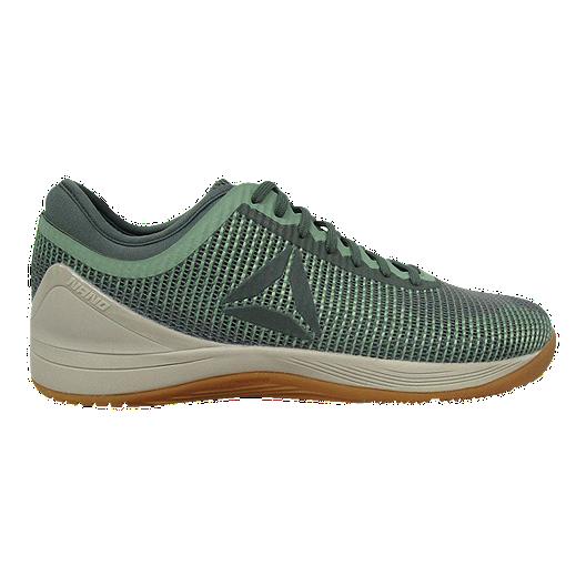 süß Preis elegantes und robustes Paket Reebok Men's CrossFit Nano 8 Training Shoes - Green/Gum