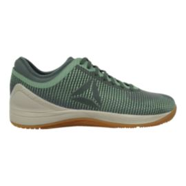 Reebok Men's CrossFit Nano 8 Training Shoes - Green/Gum