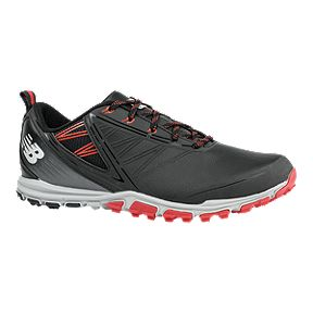 427ce1ec52f073 New Balance Golf Men s 1006 Minimus SL Golf Shoe - Black Red