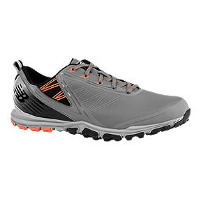 9c34555587669d New Balance Golf Men s 1006 Minimus SL Golf Shoe - Grey Orange