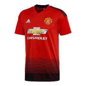 Manchester United 2018/19 adidas Men's Home Jersey