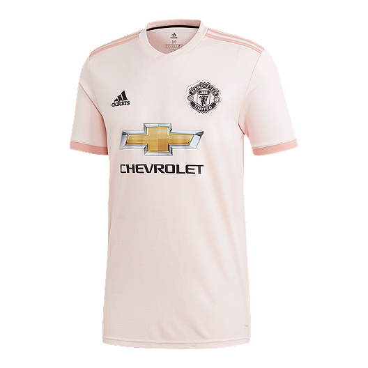 9f5316409 Manchester United 2018 19 adidas Men s Away Jersey