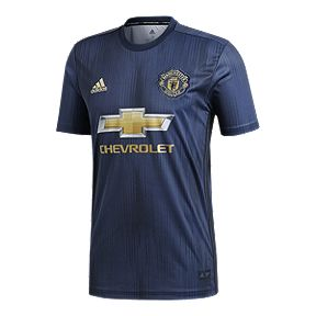 84ea69b81 Manchester United 2018 19 adidas Men s Third Jersey