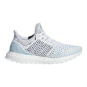 0e6178175 adidas Kids  Ultraboost Parley Grade School Running Shoes - White Blue