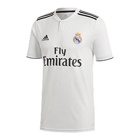 bf46962aa7b Real Madrid 2018 19 adidas Men s Home Jersey
