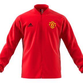 e4725050462 Manchester United adidas Men s Zone Jacket