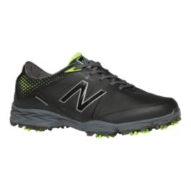 New Balance Golf Men's 2004 Golf Shoes - Black/Green