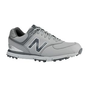size 40 3d586 967e3 New Balance Golf Mens 574 SL Golf Shoes - Grey