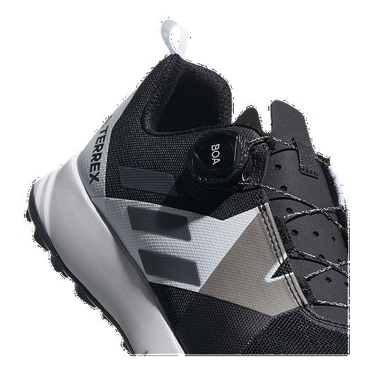 best website 13a6f 7b341 adidas Men s Terrex Two Boa Hiking Shoes - Black White. (0). View  Description