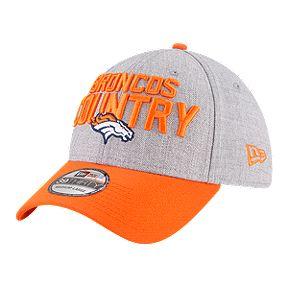 Denver Broncos New Era Men s 3930 On Stage Draft Hat f43bf918885