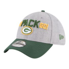 Greenbay Packers 3930 On Field Draft Hat