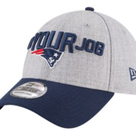 New England Patriots New Era Men's 3930 On Stage Draft Hat