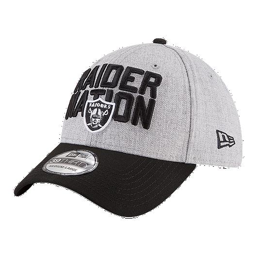 b1babbecfc315a Oakland Raiders New Era Men's 3930 On Stage Draft Hat | Sport Chek