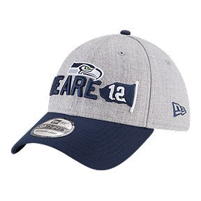 Seattle Seahawks New Era Men s 3930 On Stage Draft Hat ed6dc448b