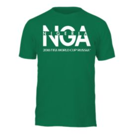 Bulletin Nigeria Three Letter T Shirt